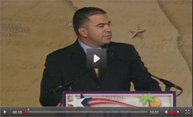 Click to watch David N. Bossie's speech at CPAC Florida 2011